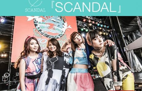 {#CD} Editions Spéciales pour 『SCANDAL』chez HMV !