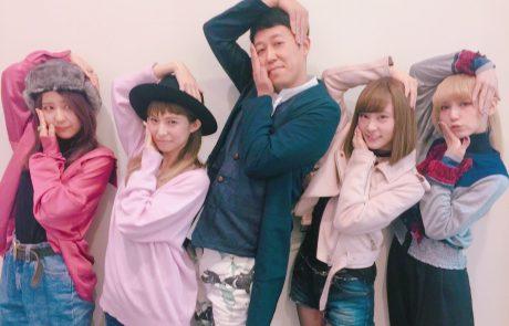 {#Blog} Kazunyoro pose