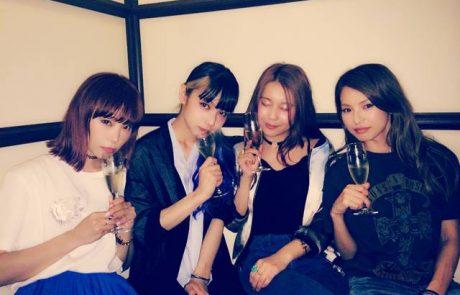 {#Magazine} ROCKIN'ON JAPAN July Issue