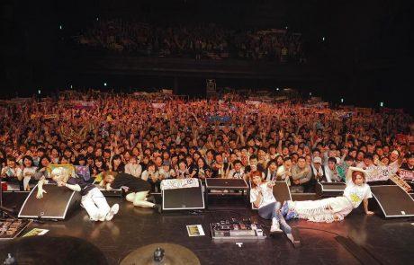 SCABEST47 : 22/04 Osaka @ Zepp Osaka BaySide