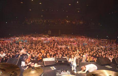 SCABEST47 : 15/04 Tokyo @ Zepp