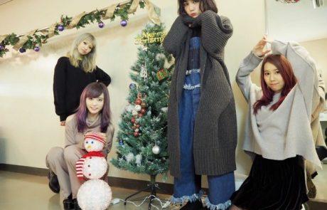 {#Concert} SCANDAL annoncé au Merry Rock PARADE 2016