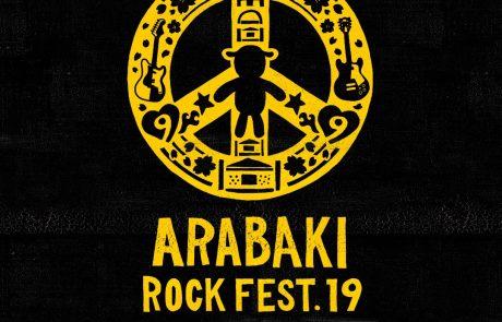 Une première pour SCANDAL au ARABAKI ROCK FESTIVAL !