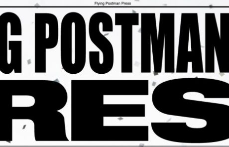 {#Interview} FLYING POSTMAN PRESS, Volume 210