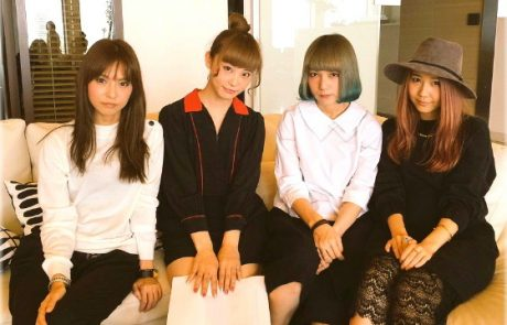 SCANDAL sur J-Wave 「TOKIO HOT 100」