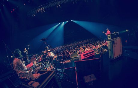 {#LiveReport} Fender – SCANDAL「SCANDAL TOUR 2017『La Tournée des 47 Préfectures de SCANDAL』」