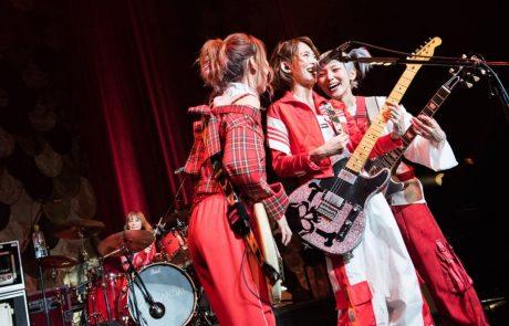{#LiveReport} SCANDAL ouvre un label privé «her»; Première sortie prévue pour le printemps prochain