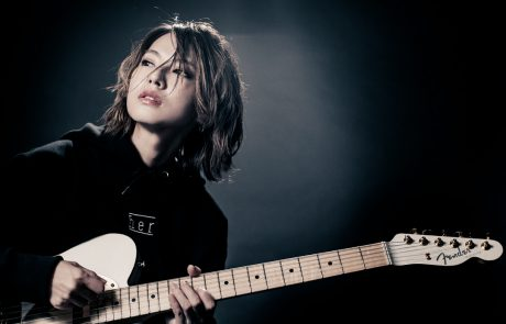 FENDER – THE ROCK FREAKS VOL.10 HARUNA de SCANDAL