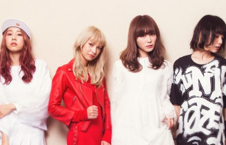 Interview de SCANDAL sur J:Com