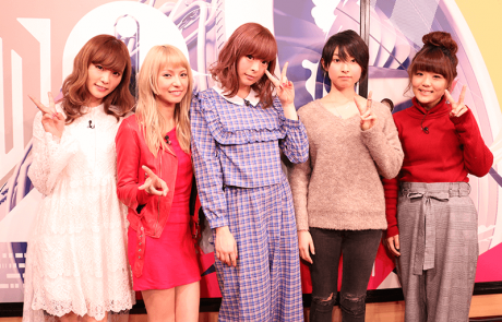HARUNA et RINA dans Space Shower TV