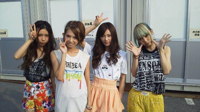 Passage à Mezamashi TV
