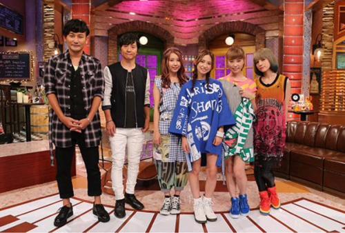 SCANDAL on TV Asahi「KanJam」