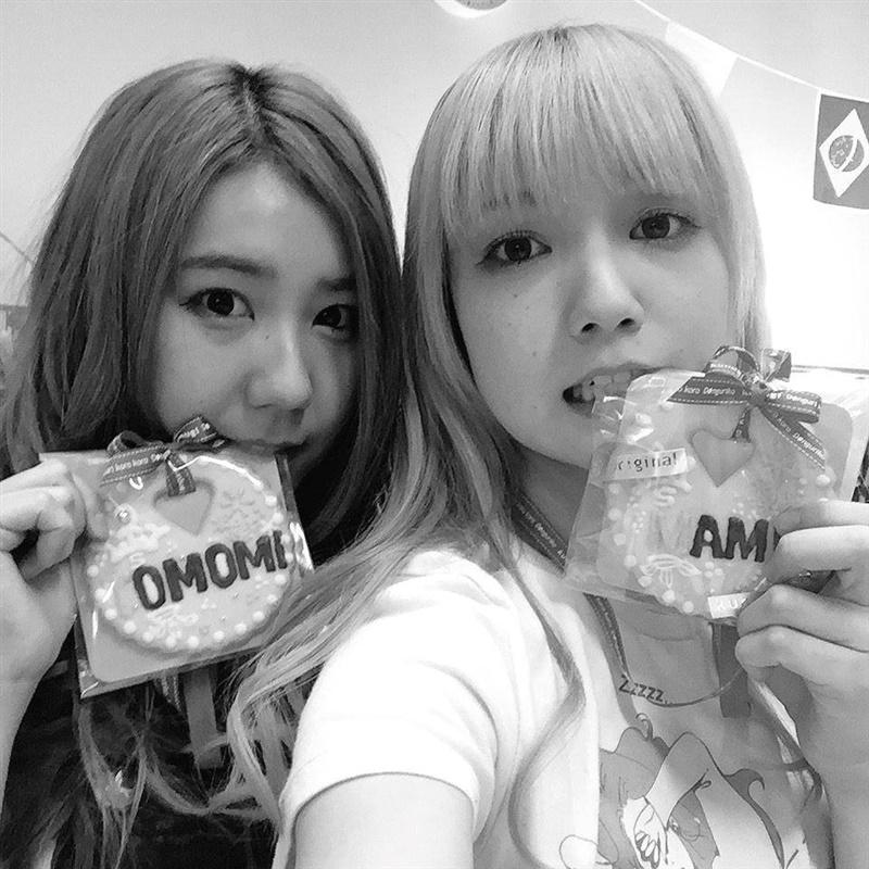 Publicité avec Mami et Tomomi : Seriez-vous capable les retrouver ?