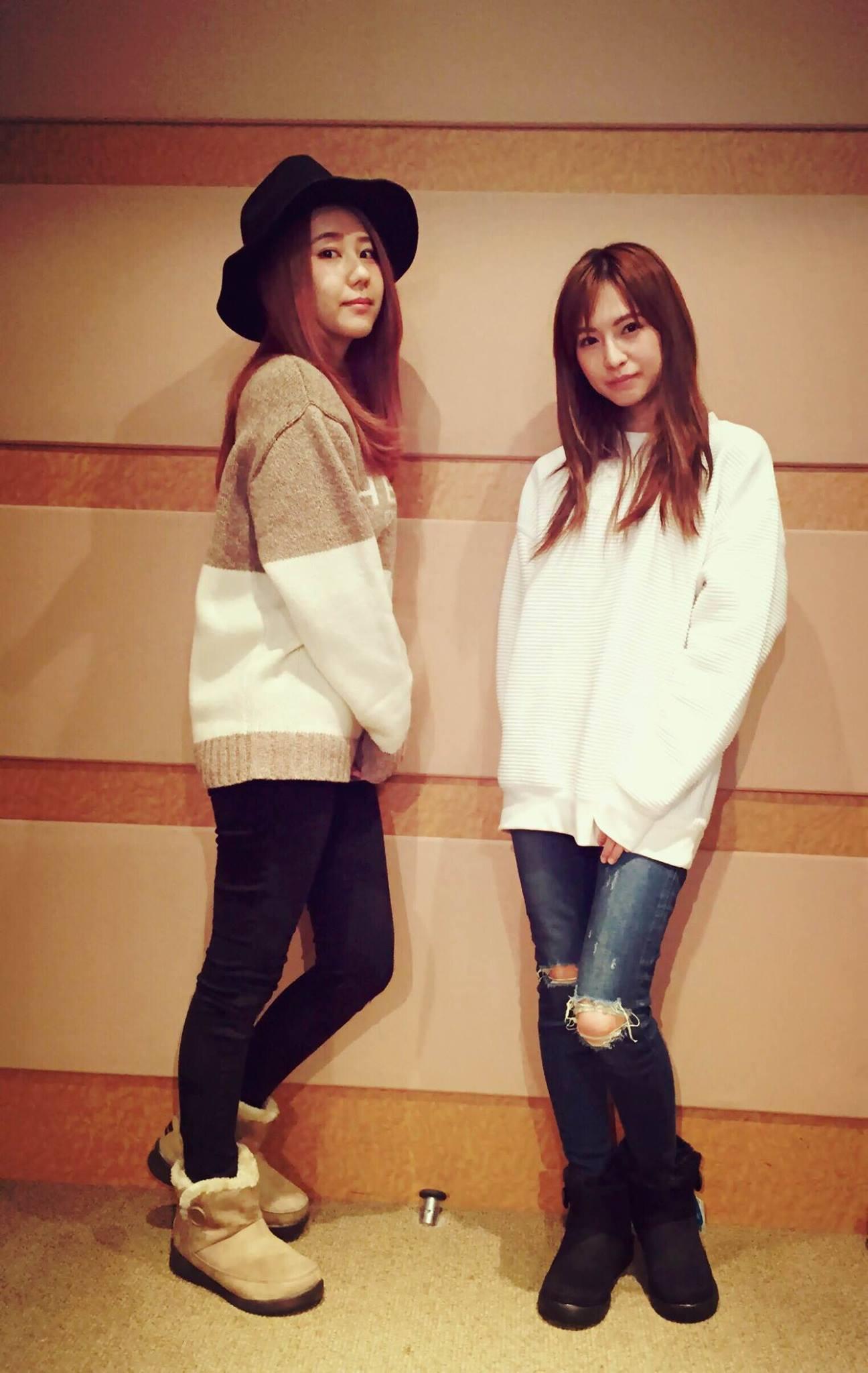 SCANDAL on ABC-Mart « Recommands » (TOMOMI& Haruna)
