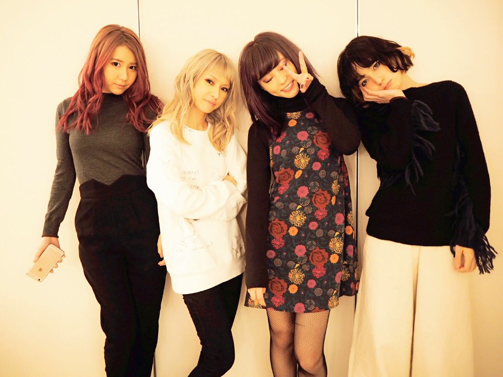 SCANDAL ARENA TOUR 2015-2016 『PERFECT WORLD』au Kobe World Memorial Hall: