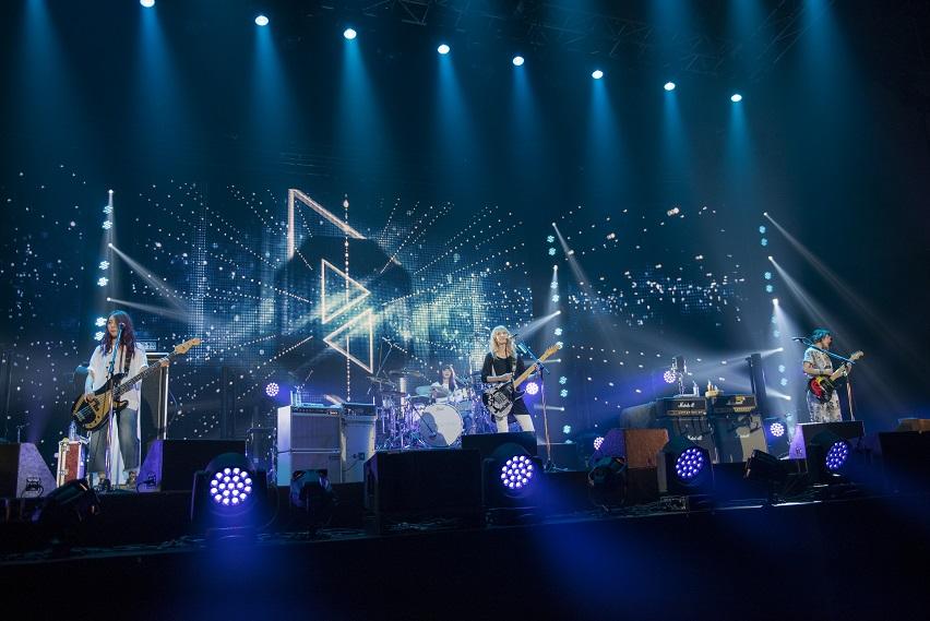 Live Report du 1er concert de la tournée Perfect World par Dwango.jp
