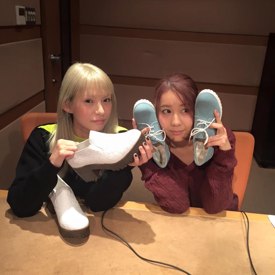 SCANDAL on ABC-Mart « Recommands » (Tomomi&Haruna)