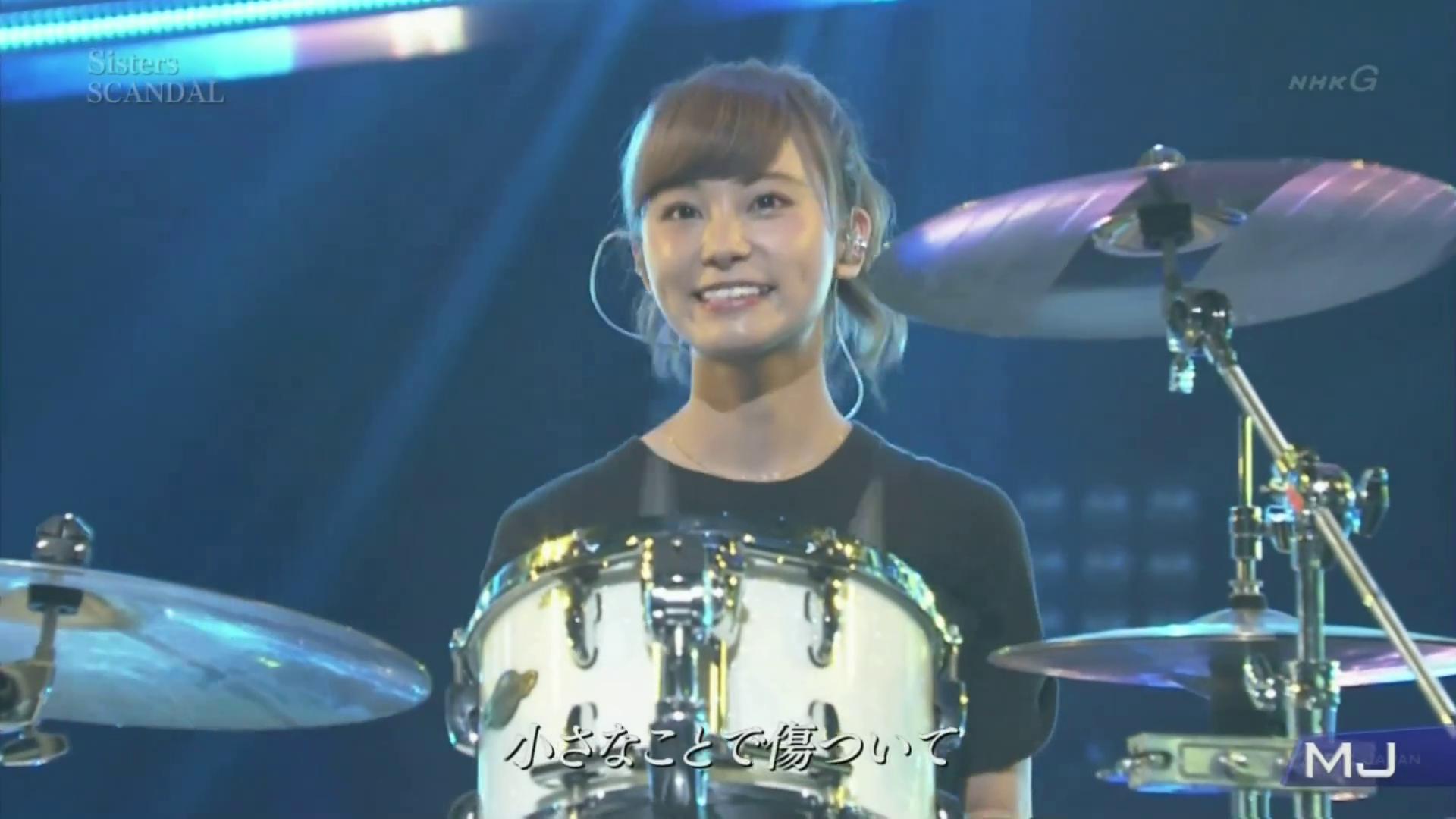 SCANDAL prochainement sur NHK {Music Japan}