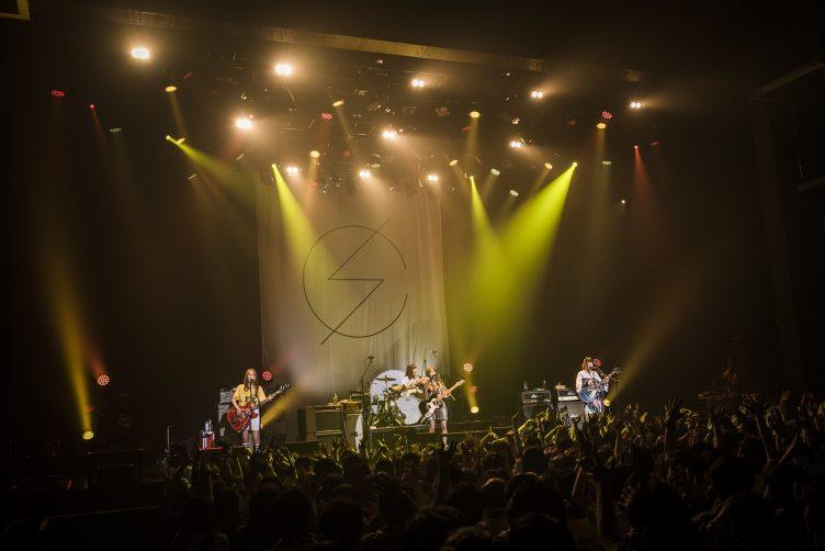 Nouvelles dates pour les concerts reportés au なんば Hatch