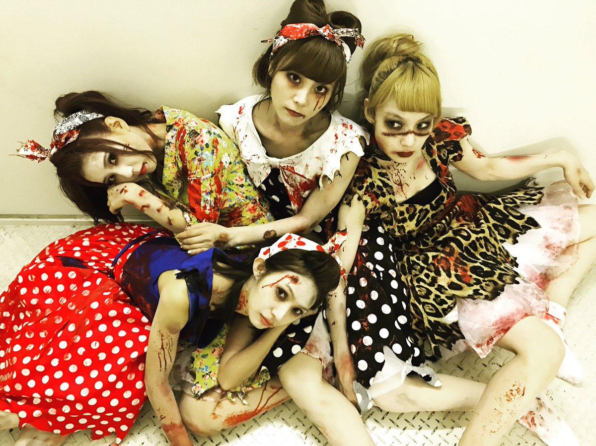 {#LiveReport} 「BEST★Halloween」at UNIVERSAL SUDIOS JAPAN
