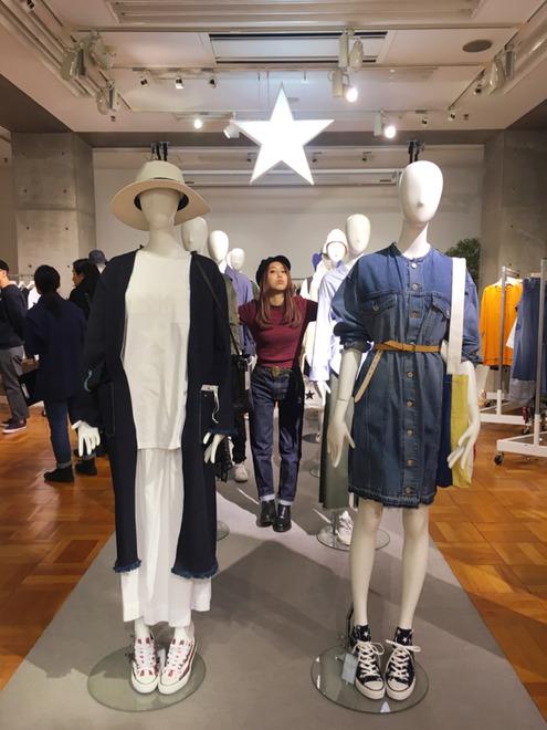 {#Blog} CONVERSE TOKYO