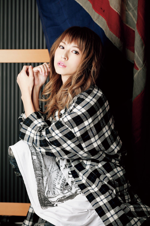 {#Magazine} Haruna dans le dernier LOVE berry