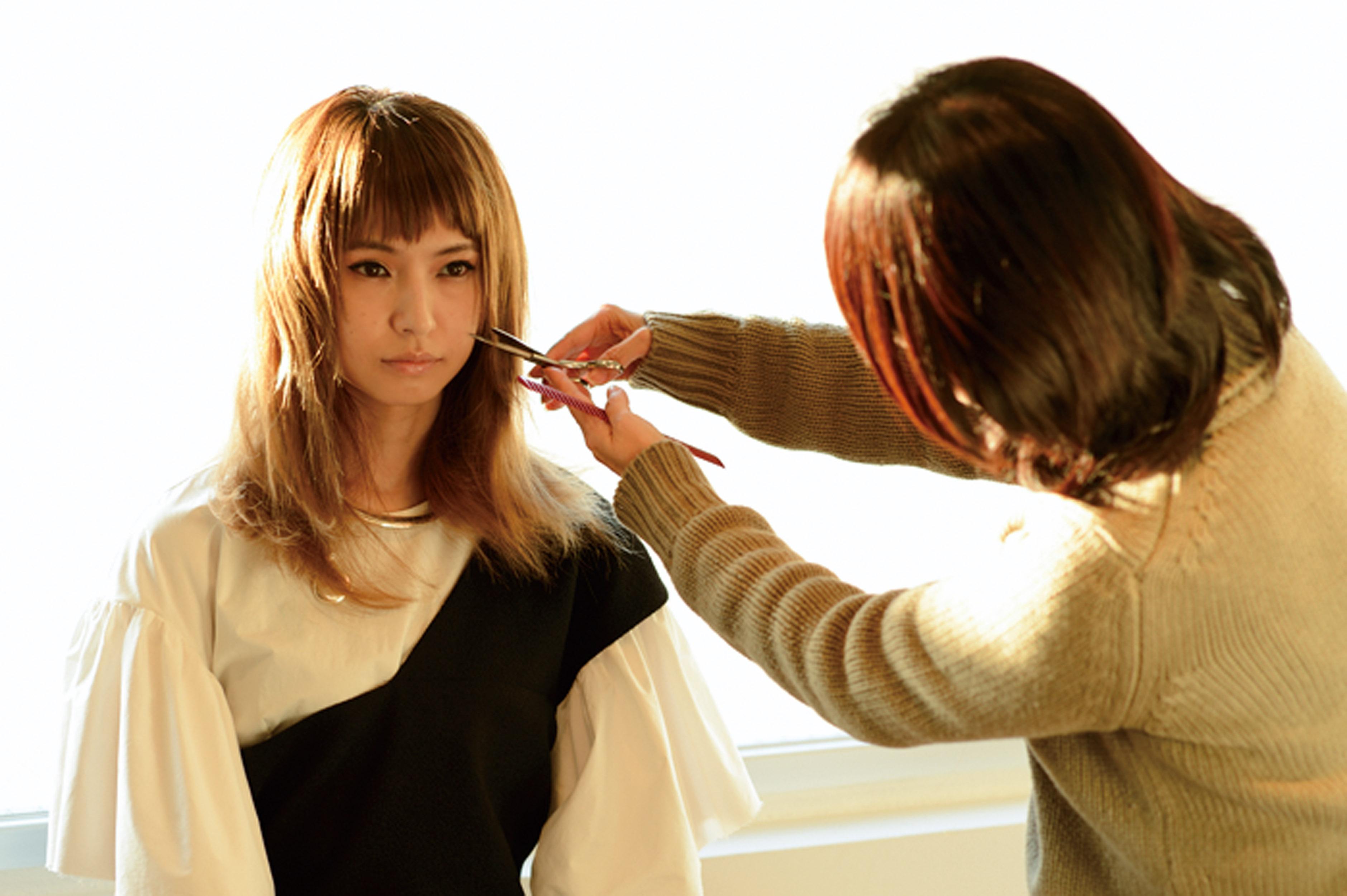 {#Magazine} Haruna dans le dernier Ginza