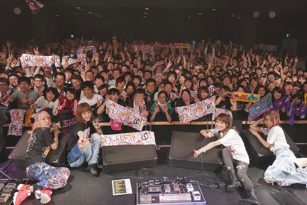 SCABEST47 : 09/04 Takamatsu @ festhalle