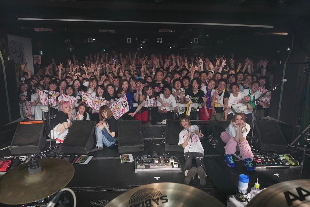 SCABEST47 : 30/04 Takasaki  @ Club FLEEZ