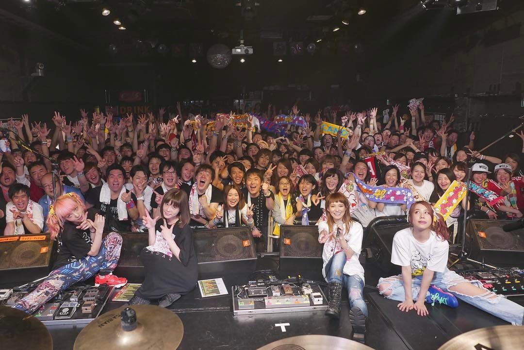 SCABEST47 : 02/05 Saitama @ HEAVEN'S ROCK Saitama Shintoshin VJ-3