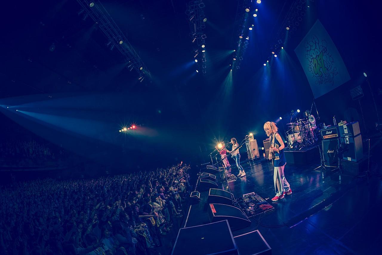 {#LiveReport} Billboard – 「SCANDAL TOUR 2017『La Tournée des 47 Préfectures de SCANDAL』」Retour sur un concert à Osaka !