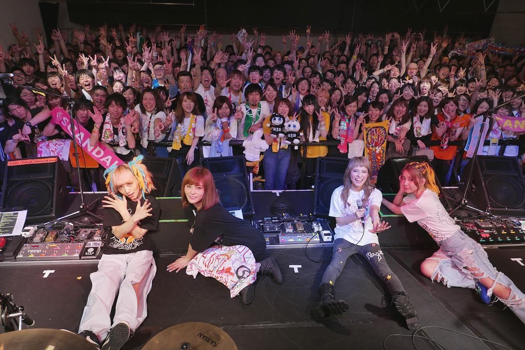 SCABEST47 : 25/05 Morioka @ club Change Wave