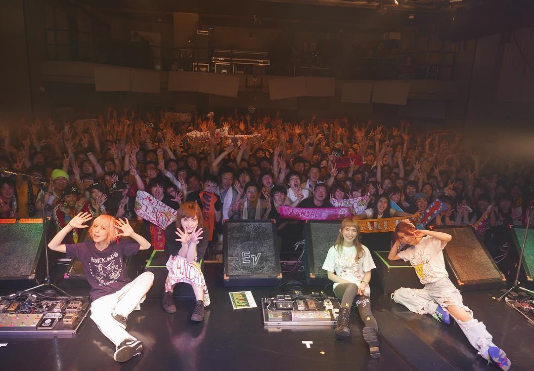 SCABEST47 : 02/06 Sapporo @ Penny Lane 24 jour 1