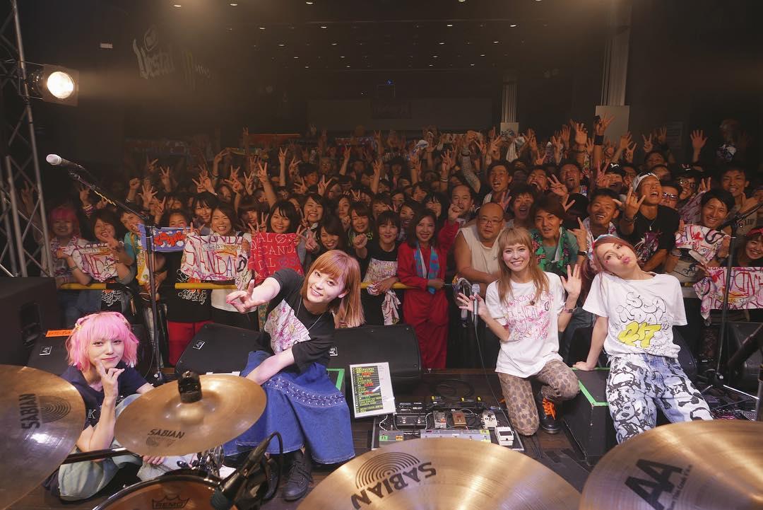 SCABEST47 : 10/06 Wakayama @ Shelter