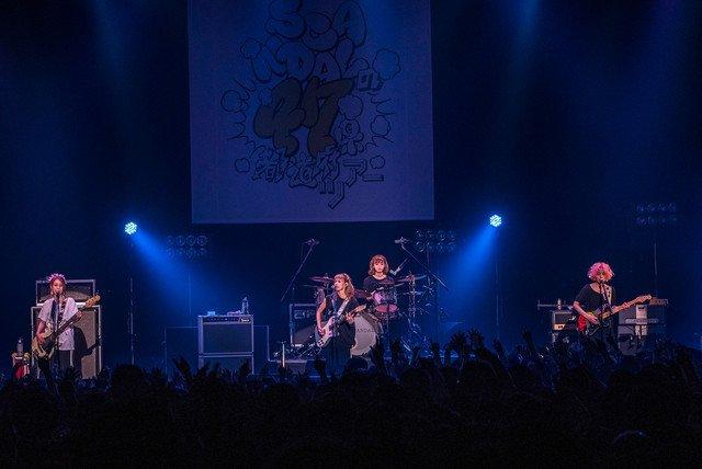 {#Report} DE COLUM – Le Final de la tournée des 47 Préfectures de SCANDAL au Toyosu PIT