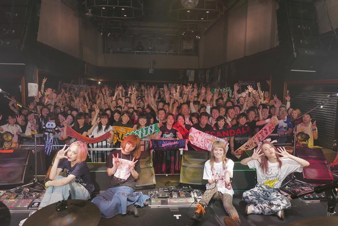 SCABEST47 : 13/06 Kyoto @ Muse