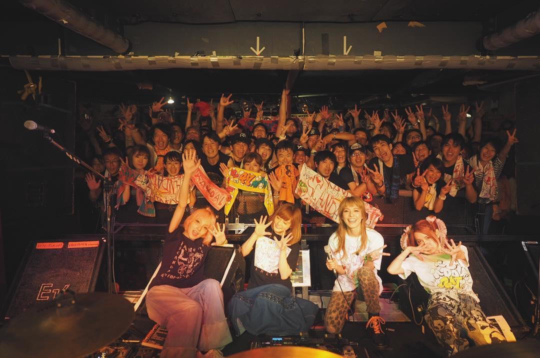SCABEST47 : 17/06 Nara @ LiveHouse NEVERLAND