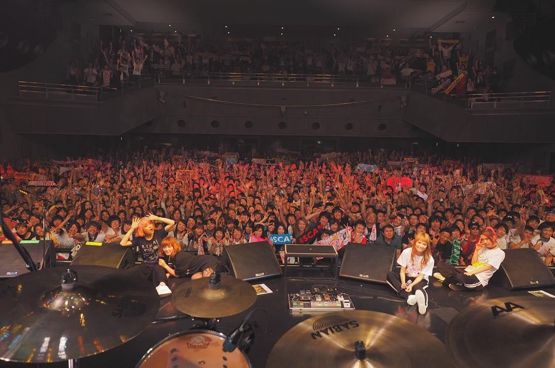 SCABEST47 : 18/06 Osaka @ Namba-Hatch