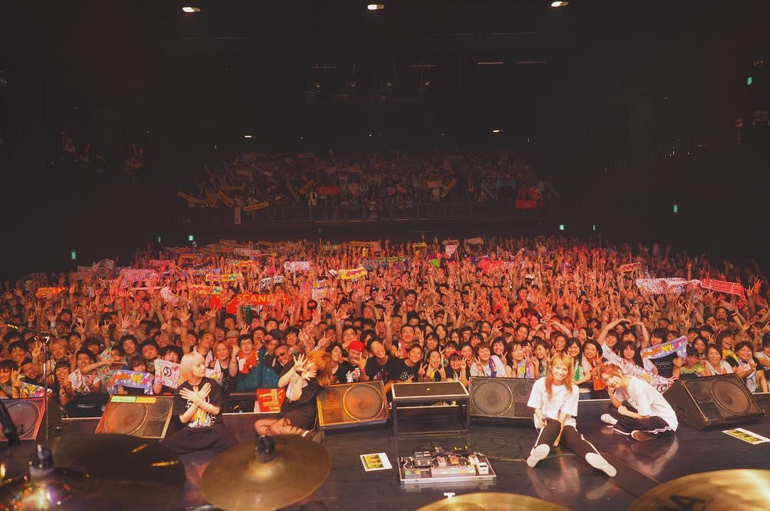 SCABEST47 : 23/06 Nagoya @ ZEPP Nagoya