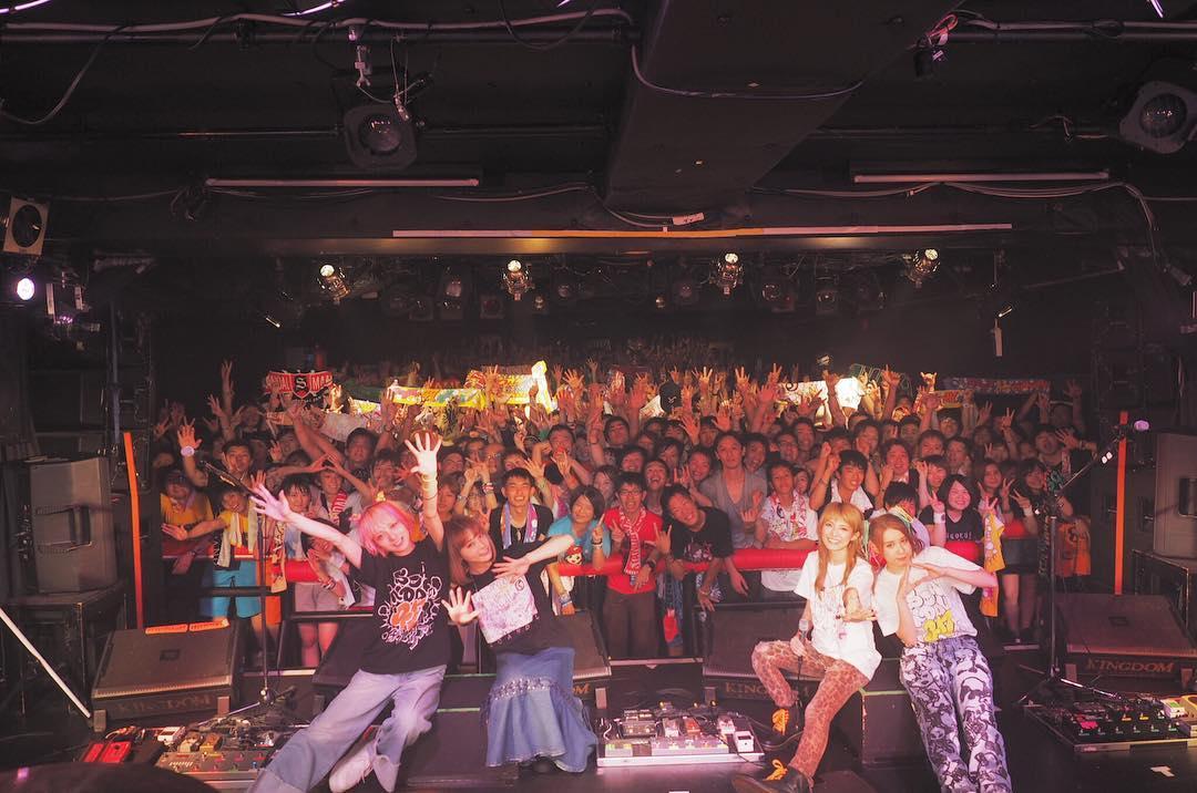 SCABEST47 : 25/06 Okayama @ CRAZYMAMA KINGDOM