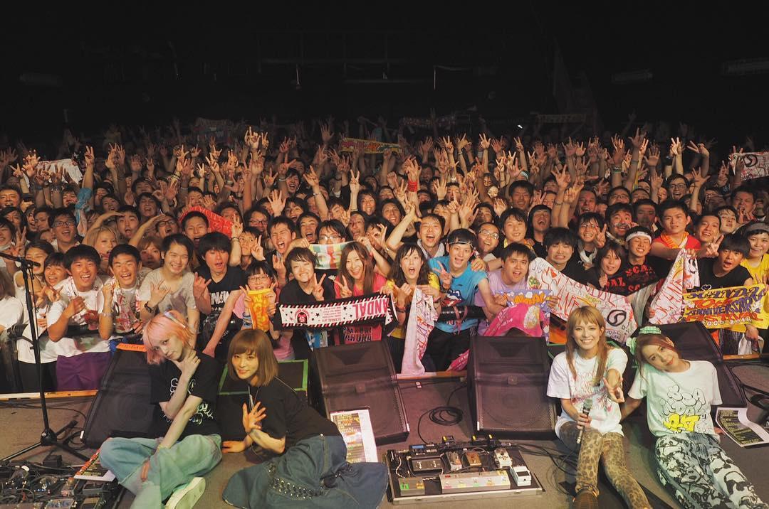 SCABEST47 : 22/06 Hamamatsu @ LiveHouse Madowaku