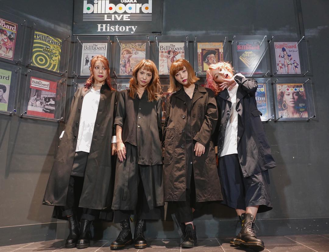 [#LiveReport] Storytellers:SCANDAL @ Billboard Live OSAKA