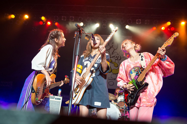{#LiveReport} Joint Band Tour @ ZEPP Tokyo par natalie.mu