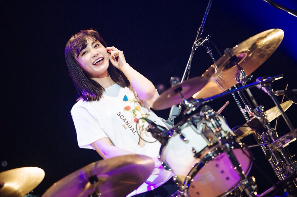 {#HONEY} Retour du concert de SCANDAL au Zepp DIVER City à Tokyo !